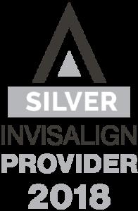 Invisalign 2018 Silver Provider
