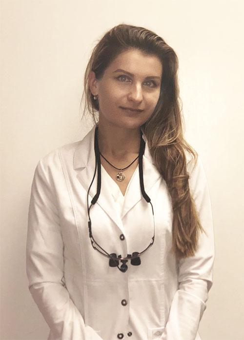 Dr. Kristine Uzolina-Shportko
