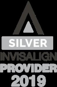 2019 Silver Invisalign Provider