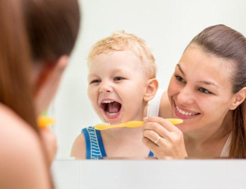 5 Tips for Teaching Kids to Brush